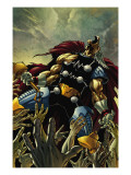 Stormbreaker: The Saga of Beta Ray Bill 2 Cover: Beta-Ray Bill Print by DiVito Andrea