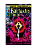 Fantastic Four No.244 Cover: Nova Kunst von Byrne John