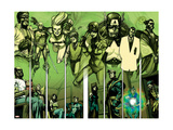 New Avengers No.34 Group: Cage Print by Leinil Francis Yu