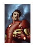 Iron ManNo.3 Cover: Iron Man, Stark and Tony Kunstdrucke