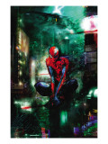 Timestorm 2009/2099 No.1 Cover: Spider-Man Prints by Christopher Shy