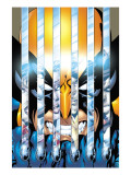 Exiles 3 Cover: Wolverine Print by Mike McKone