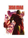Iron Man No.15 Cover: Iron Man, Hulk, Thor, Stark and Tony Poster par Parel Gerald