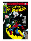 Amazing Spider-Man No.194 Cover: Spider-Man and Black Cat Posters by Milgrom Al