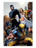X-Men: Pixies And Demons Directors Cut Group: Wolverine Poster by Greg Land