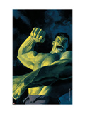 NightMerica No.5 Cover: Hulk Posters