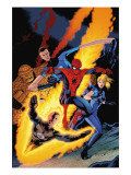 The Amazing Spider-Man  590 Cover: Spider-Man Posters by Kitson Barry