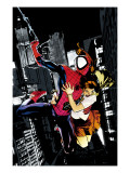 Ultimatum: Spider-Man Requiem 1 Cover: Spider-Man Posters par Immonen Stuart