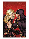Dark X-Men: The Confession 1 Cover: Emma Frost and Cyclops Print by Paquette Yanick