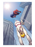 The Amazing Spider-Man 559 Cover: Spider-Man and Screwball Posters by McGuiness Ed