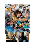 Ultimate Fantastic Four No.28 Group: Marvel Universe Posters by Greg Land