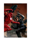 Captain America No.33 Cover: Iron Man and Winter Soldier Posters by Epting Steve