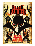 Black Panther Annual 1 Cover: Black Panther Prints by Juan Doe