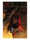 Marvel Adventures Spider-Man No.41 Cover: Spider-Man Prints by Sean Murphy