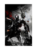 War Machine 2 Cover: War Machine Poster von Mattina Francesco