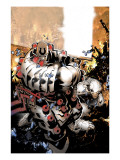 X-Men: Age Of Apocalypse No.2 Cover: Silver Samurai Art by Bachalo Chris