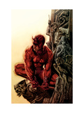 Daredevil 100 Cover: Daredevil Prints