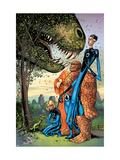 Marvel Adventures Fantastic Four No.5 Cover: Mr. Fantastic Poster by Manuel Garcia