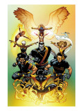 Ultimate X-Men No.65 Cover: Nightcrawler Prints by Stuart Immonen