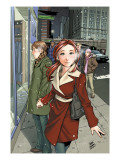 Mary Jane: Homecoming 1 Cover: Watson and Mary Jane Prints by Miyazawa Takeshi