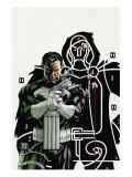 Punisher No.2 Cover: Punisher Prints by Mike McKone