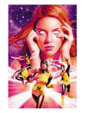 X-Men Origins: Jean Grey 1 Cover: Grey, Jean, Marvel Girl, Cyclops and Beast Art by Mike Mayhew