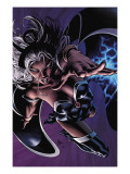 X-Men: Worlds Apart #3 Cover: Storm Julisteet tekijn Mike Deodato Jr.