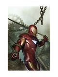 Iron Man: Director Of S.H.I.E.L.D. #29 Cover: Iron Man Poster