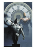 Moon Knight 11 Cover: Moon Knight and Iron Man Charging Prints