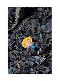 Franklin Richards: Spring Break No.1 Cover: Richards and Franklin Posters by Chris Eliopoulos