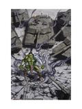 Incredible Hulk No.109 Cover: Hulk Print