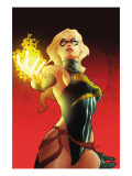 Ms. Marvel No.31 Cover: Ms. Marvel Prints
