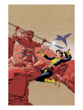 X-Men: Kitty Pryde- Shadow & Flame No.2 Cover: Shadowcat, Lockheed, Pryde and Kitty Prints by Smith Paul