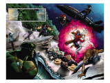 World War Hulk: X-Men No.2 Group: Hulk Prints by Andrea Di Vito