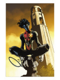 X-Men: Manifest Destiny 4 Cover: Nightcrawler Prints by Humberto Ramos