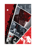 Daredevil No.104 Cover: Daredevil Poster