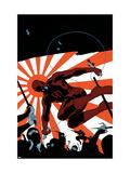 Daredevil No.505 Cover: Daredevil Poster by Paolo Rivera
