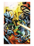 Marvel Adventures Super Heroes 20 Cover: Vision Posters par Samnee Chris