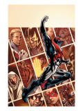 Captain Britain And MI:13No.1 Cover: Captain Britain Posters by Bryan Hitch