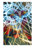 Marvel Adventures Super Heroes 5 Cover: Dr. Strange Art by Roger Cruz