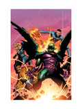 Fantastic Four: Foes No.2 Cover: Annihilus Posters by Jim Cheung