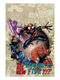 Spider-Girl No.87 Cover: Spider-Girl Affiches par Ron Frenz