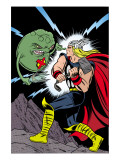 X-Statix 25 Cover: Thor and Doop Prints by Michael Allred