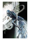 Silver Surfer No.11 Cover: Silver Surfer Kunstdrucke