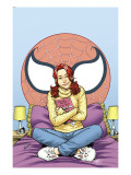Spider-Man Loves Mary Jane Season 2 5 Cover Prints by Moore Terry