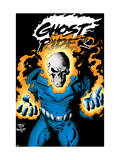 Ghost Rider: Highway To Hell Cover: Ghost Rider Posters by Mark Texeira