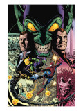 The Amazing Spider-Man 595 Cover: Spider-Man and Green Goblin Prints by Phil Jimenez