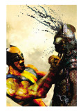 Wolverine 60 Cover: Wolverine Prints