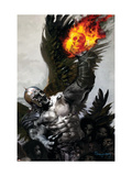 Ghost Rider No.32 Cover: Ghost Rider Prints