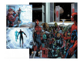 Marvel Comics Presents 1 Group: Spider-Man Prints by Henry Clayton